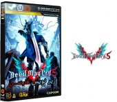 دانلود زیر نویس فارسی بازی Devil May Cry 5 برای PC