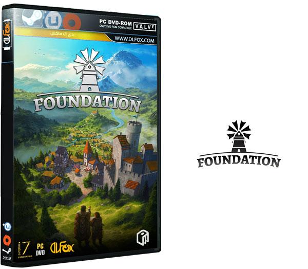 دانلود نسخه فشرده بازی Foundation برای PC