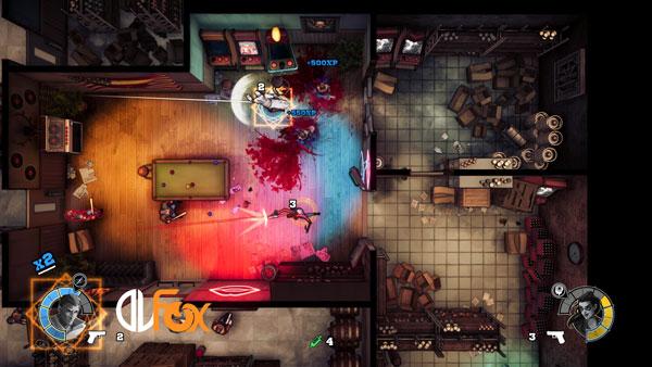دانلود نسخه فشرده بازی Gods Trigger برای PC