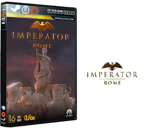 دانلود نسخه فشرده بازی Imperator: Rome برای PC