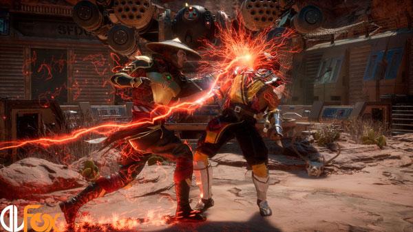آموزش قدم به قدم بازی Mortal Kombat 11