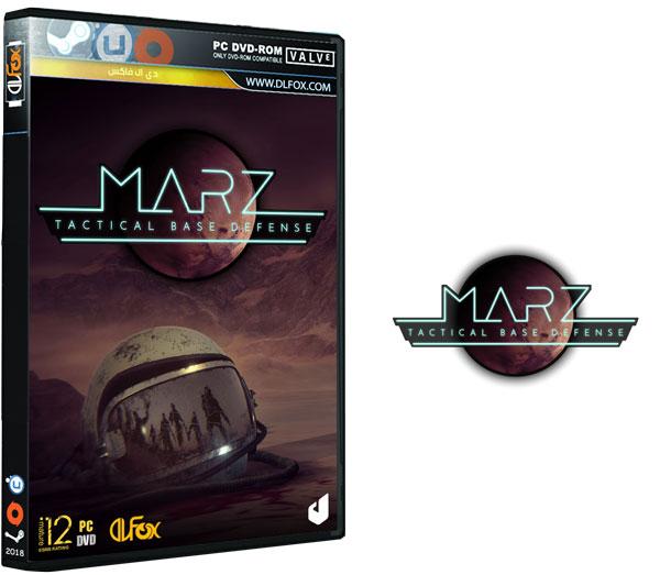 دانلود نسخه فشرده بازی MarZ: Tactical Base Defense برای PC