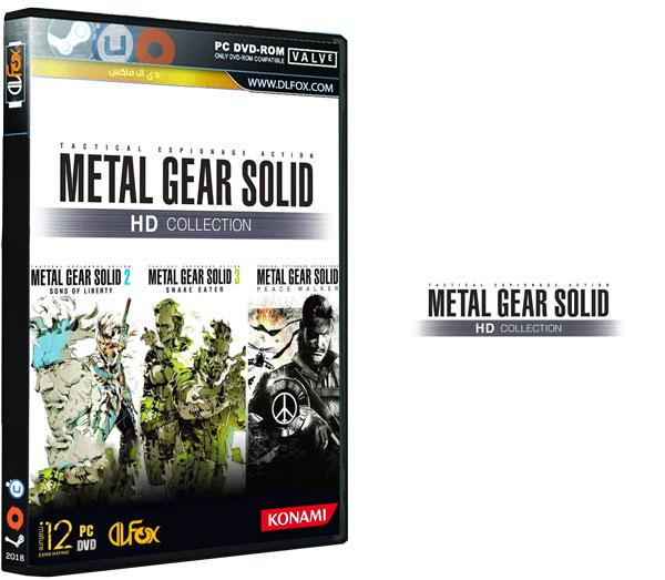 دانلود نسخه فشرده بازی Metal Gear Solid Peace Walker HD Edition برای PC
