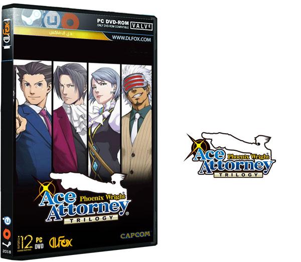 دانلود نسخه فشرده بازی Phoenix Wright: Ace Attorney Trilogy برای PC
