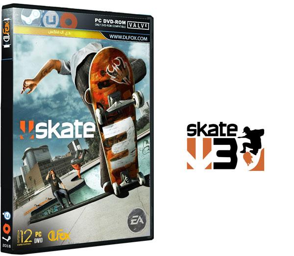 دانلود نسخه فشرده بازی Skate 3 برای PC