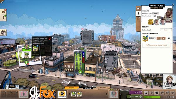 دانلود نسخه فشرده بازی Wee.d.craft I.nc برای PC