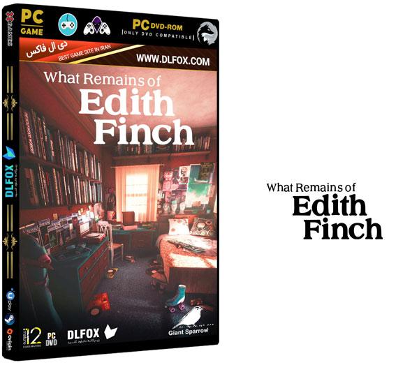 دانلود نسخه فشرده بازی What Remains of Edith Finch برای PC
