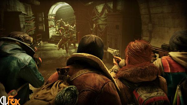 دانلود نسخه نهایی Epicgames بازی World War Z برای PC