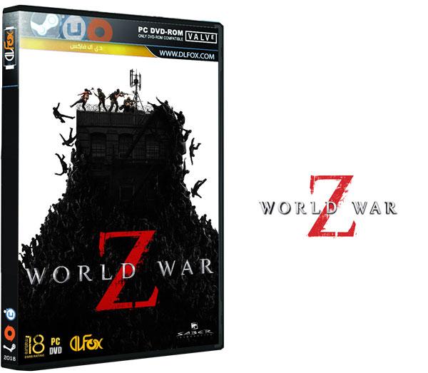 دانلود نسخه فشرده بازی World War Z برای PC