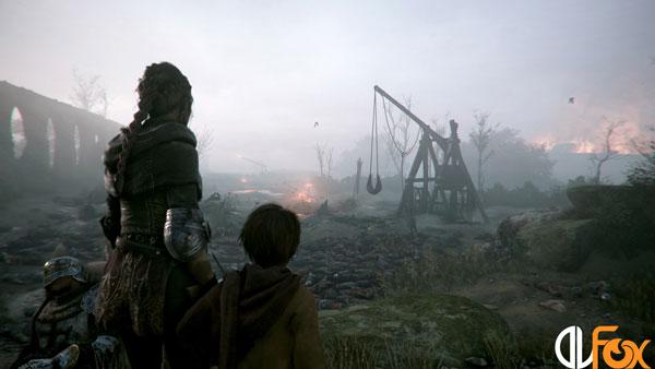 دانلود نسخه فشرده CorePack بازی A Plague Tale: Innocence برای PC