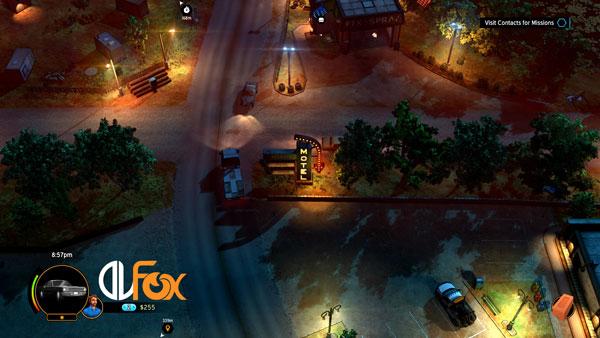 دانلود نسخه فشرده بازی American Fugitive برای PC