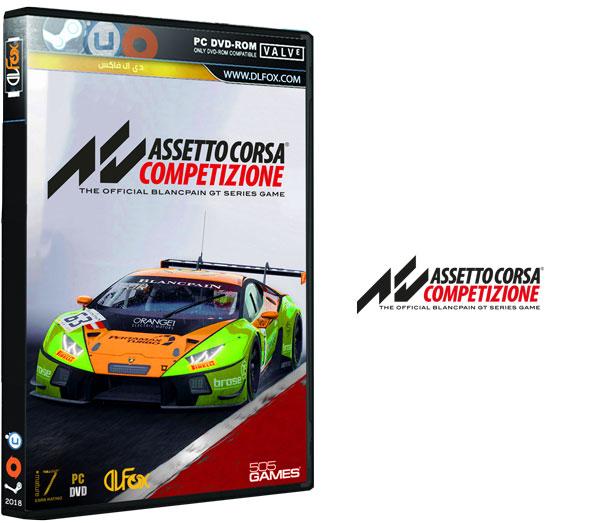 دانلود نسخه فشرده بازی Assetto Corsa Competizione برای PC