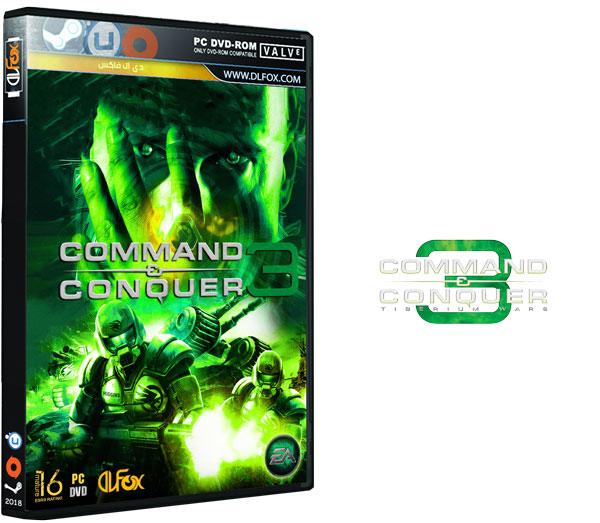 دانلود نسخه فشرده بازی C&C3 برای PC