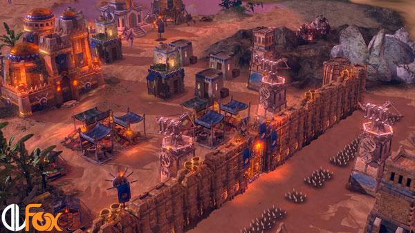 دانلود نسخه فشرده بازی CONAN UNCONQUERED برای PC