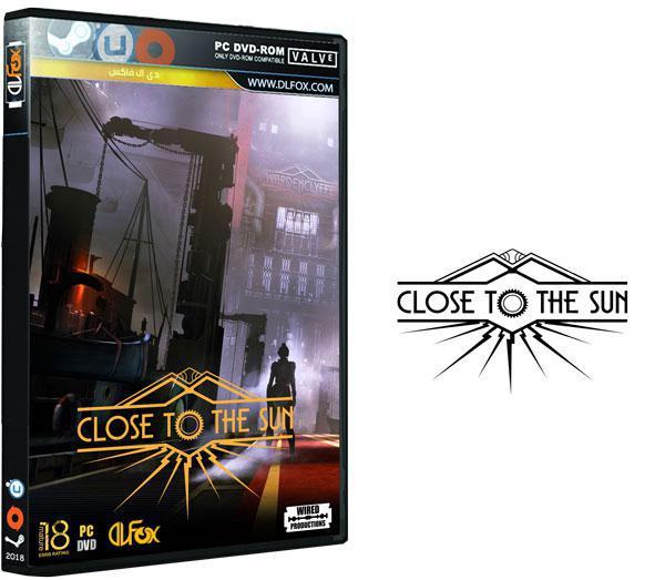 دانلود نسخه فشرده بازی CLOSE TO THE SUN برای PC