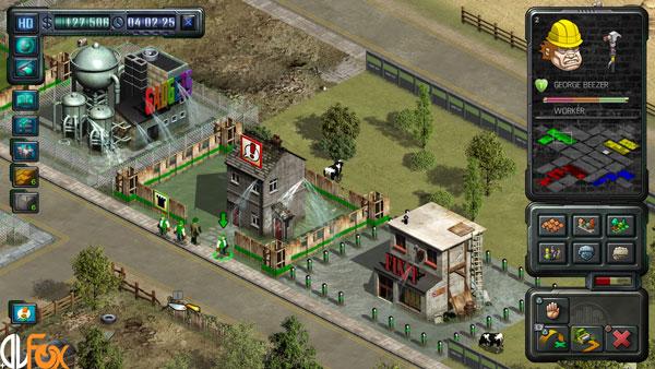 دانلود نسخه فشرده بازی CONSTRUCTOR PLUS برای PC