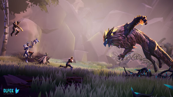 دانلود نسخه نهایی فشرده بازی Dauntless برای PC