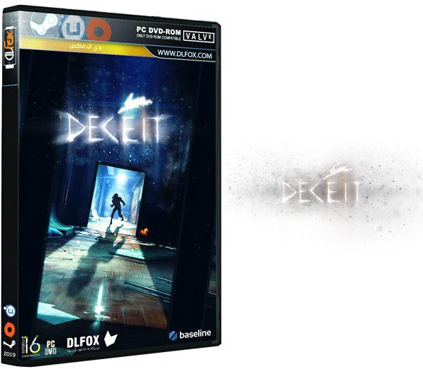 دانلود نسخه فشرده نهایی بازی Deceit برای PC