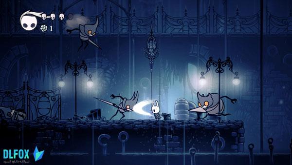 دانلود نسخه فشرده بازی HOLLOW KNIGHT برای PC
