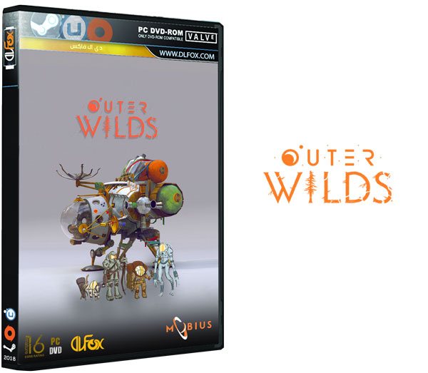 دانلود نسخه فشرده بازی Outer Wilds برای PC