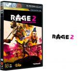 دانلود نسخه فشرده بازی RAGE 2 برای PC