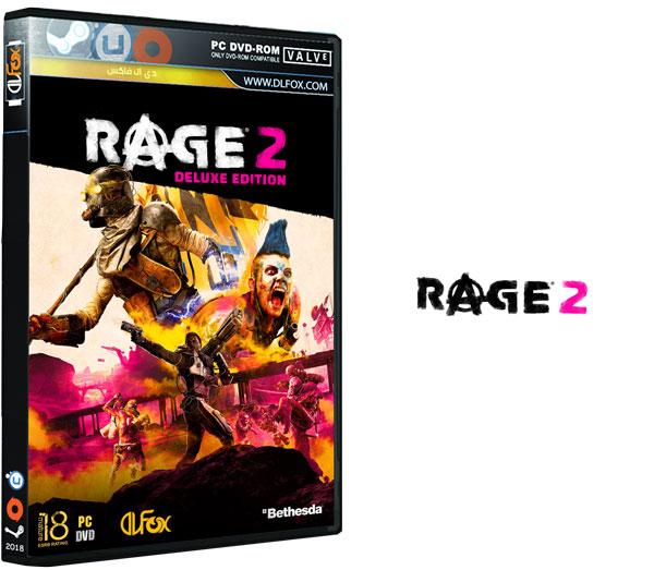 دانلود نسخه فشرده FitGirl بازی RAGE 2 Terrormania برای PC