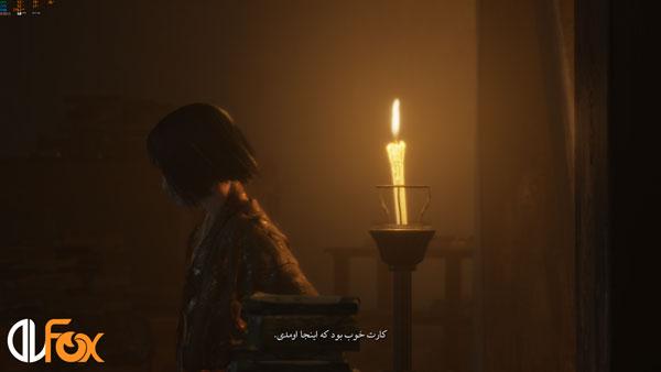 دانلود زیر نویس فارسی بازی Sekiro: Shadows Die Twice برای PC
