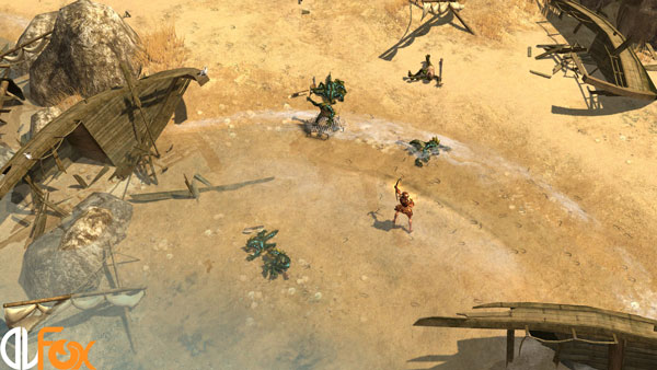 دانلود نسخه فشرده FitGirl بازی Titan Quest: Anniversary Edition برای PC