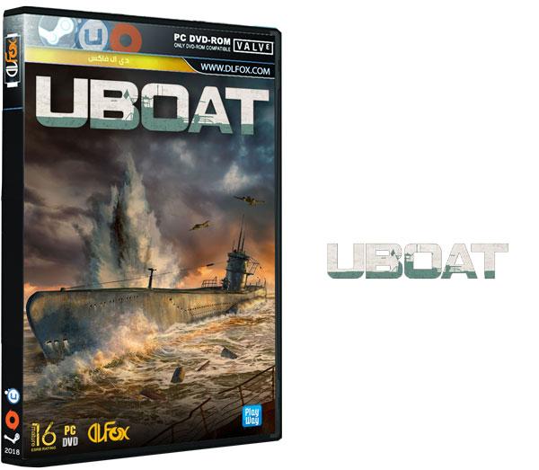 دانلود نسخه فشرده بازی UBOAT برای PC