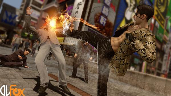 دانلود نسخه فشرده FitGirl بازی Yakuza Kiwami 2 برای PC