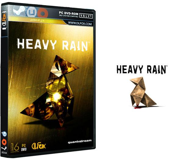دانلود نسخه فشرده FitGirl بازی H-Rain برای PC