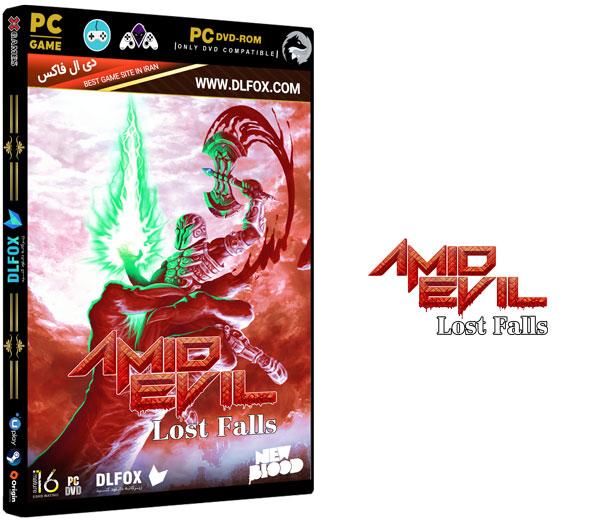 دانلود نسخه فشرده بازی AMID EVIL برای PC