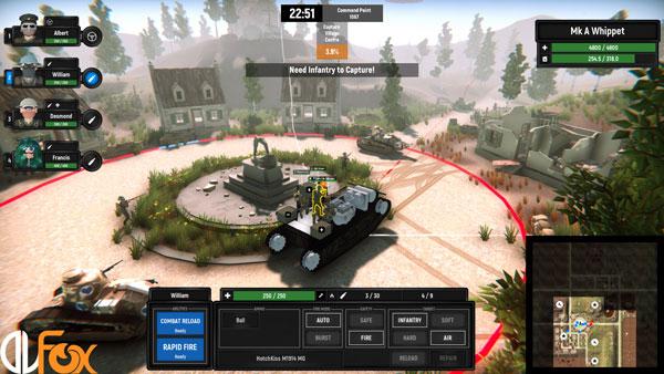 دانلود نسخه فشرده بازی Armored Battle Crew برای PC