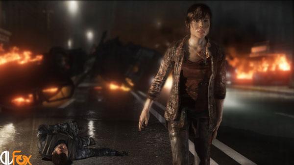 دانلود نسخه فشرده FitGirl بازی Beyond: Two Souls برای PC