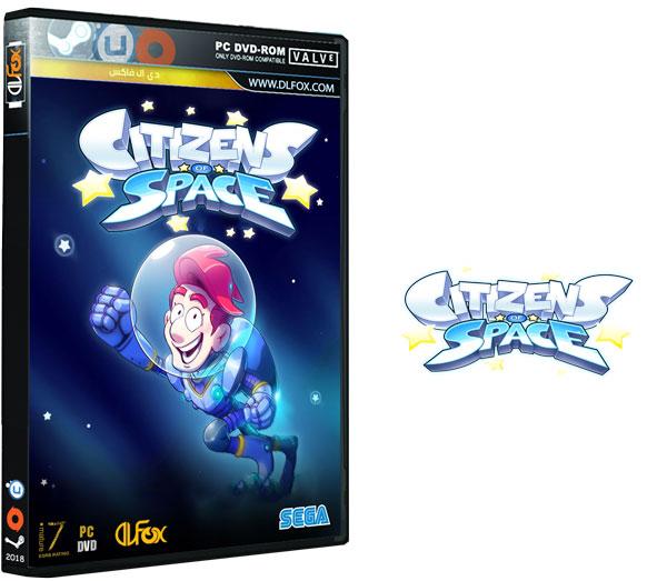 دانلود نسخه فشرده بازی Citizens of Space برای PC