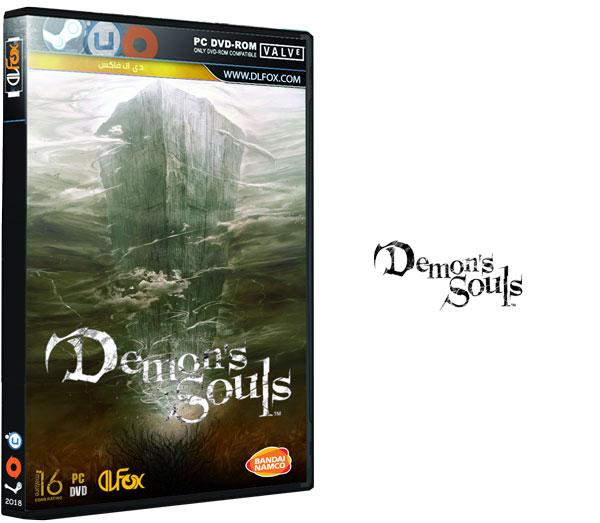 دانلود نسخه فشرده بازی Demons Souls برای PC
