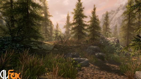 دانلود نسخه فشرده CorePack بازی Edition Special Skyrim:V ES The برای PC