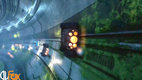 دانلود نسخه فشرده بازی Grip: Combat Racing برای PC