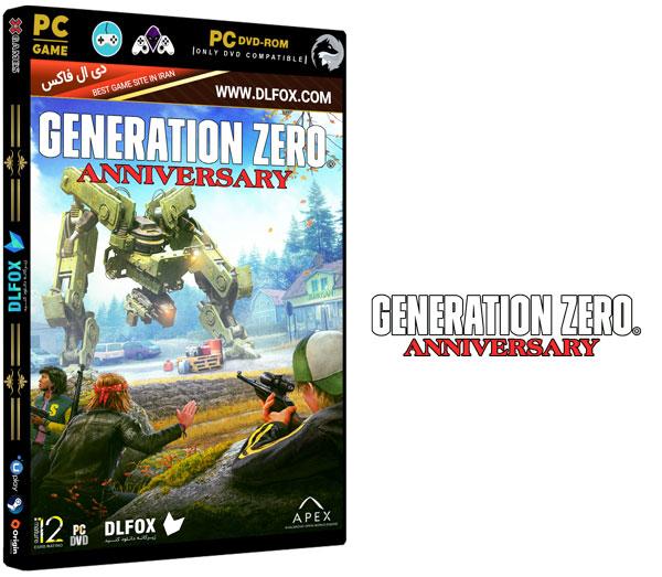 دانلود نسخه فشرده بازی Generation Zero برای PC