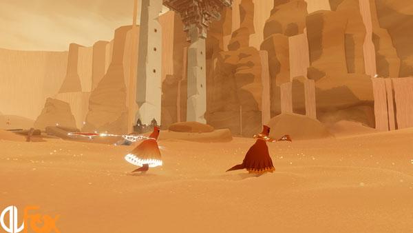 دانلود نسخه فشرده بازی Journey برای PC