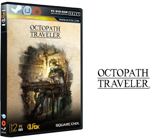 دانلود نسخه فشرده بازی OCTOPATH TRAVELER برای PC