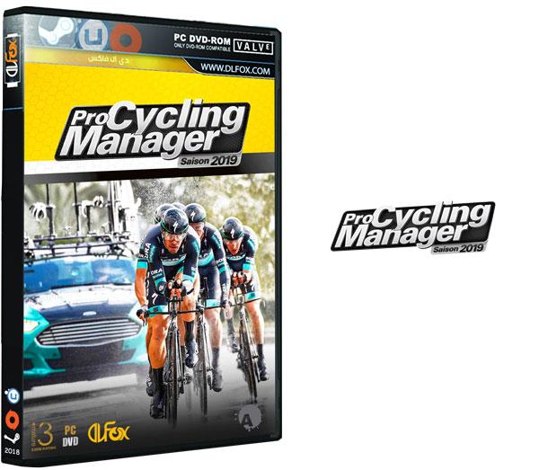 دانلود نسخه فشرده CorePack بازی Pro Cycling Manager 2019 برای PC