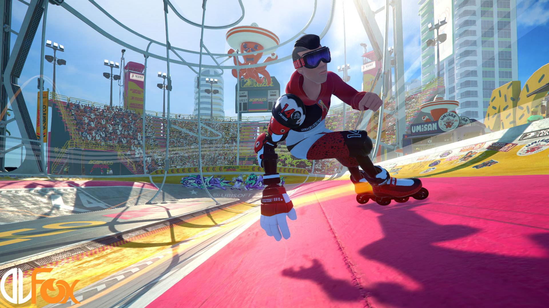 دانلود نسخه نهایی بازی Roller Champions برای PC