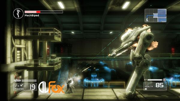 دانلود نسخه فشرده بازی Shadow Complex Remastered برای PC