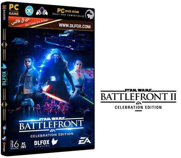 دانلود نسخه فشرده بازی Star Wars: Battlefront II برای PC