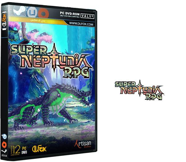 دانلود نسخه فشرده بازی Super Neptunia RPG برای PC