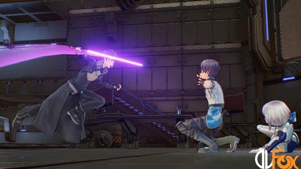 دانلود نسخه فشرده FitGirl بازی Sword Art Online: Fatal Bullet برای PC