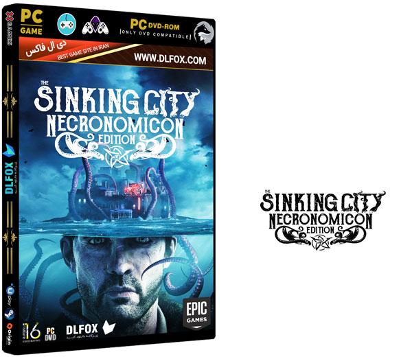 دانلود نسخه فشرده بازی THE SINKING CITY: DELUXE EDITION برای PC