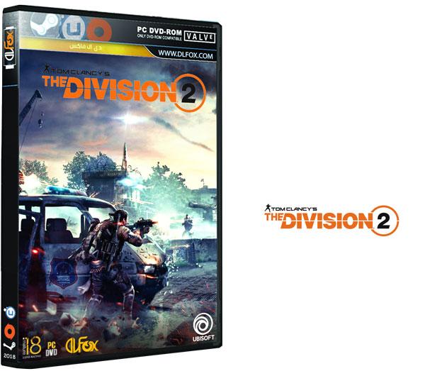 دانلود نسخه فشرده بازی The Division 2 برای PC