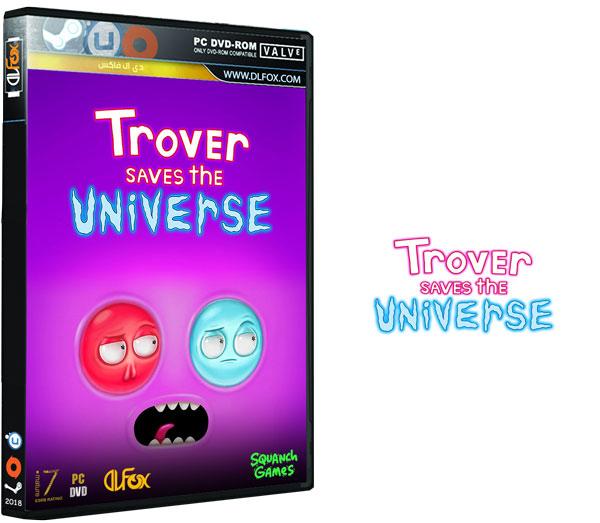 دانلود نسخه فشرده بازی Trover Saves the Universe برای PC